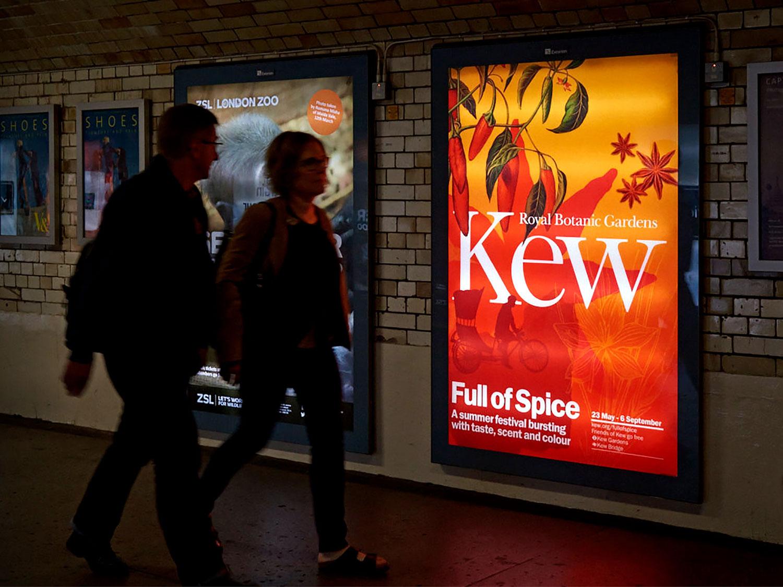 Kew: Full of Spice