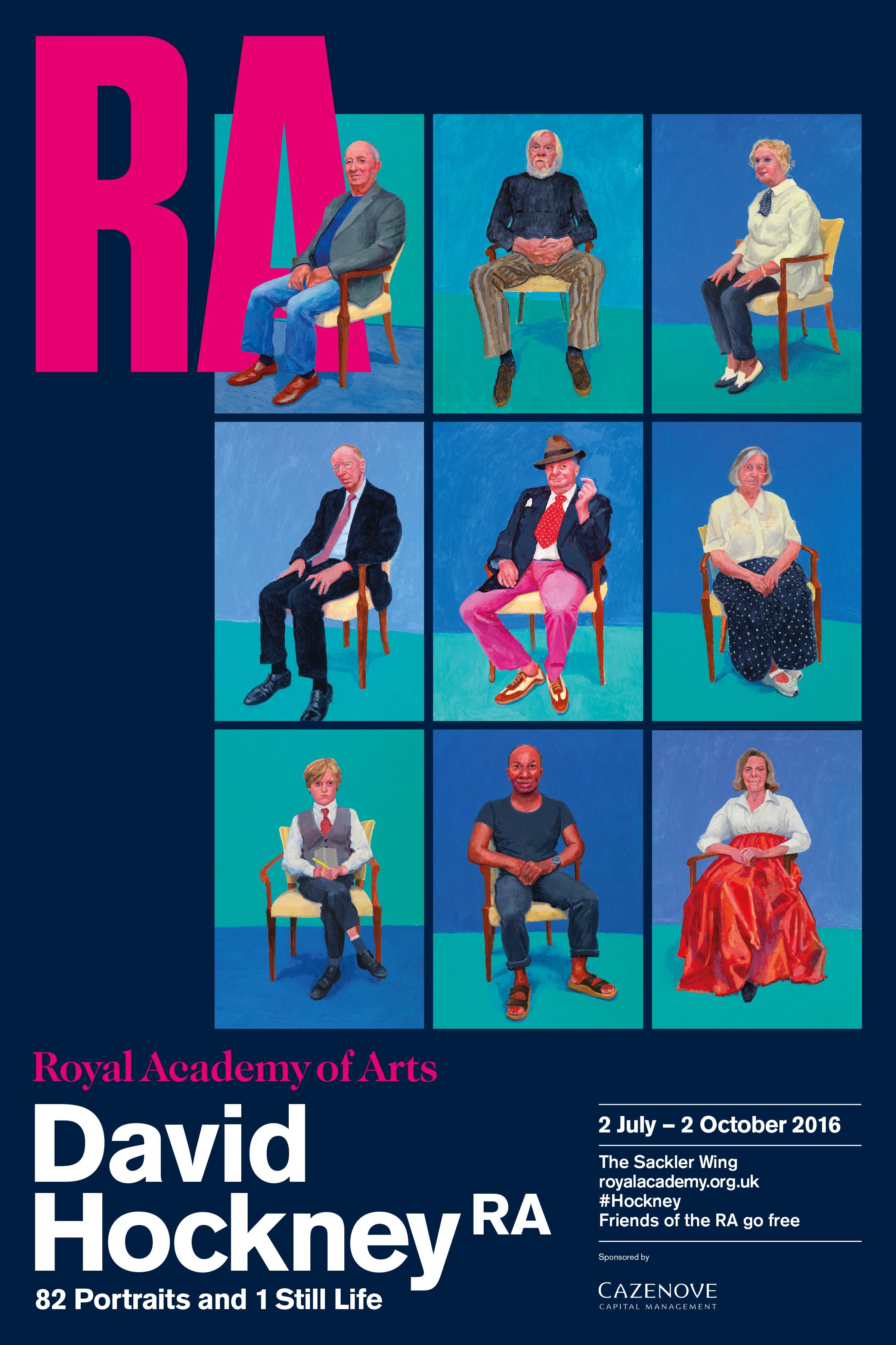 RA David Hockney 2016 4&16 sheet AW HR